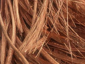 Millbary geschälte Kupferkabel